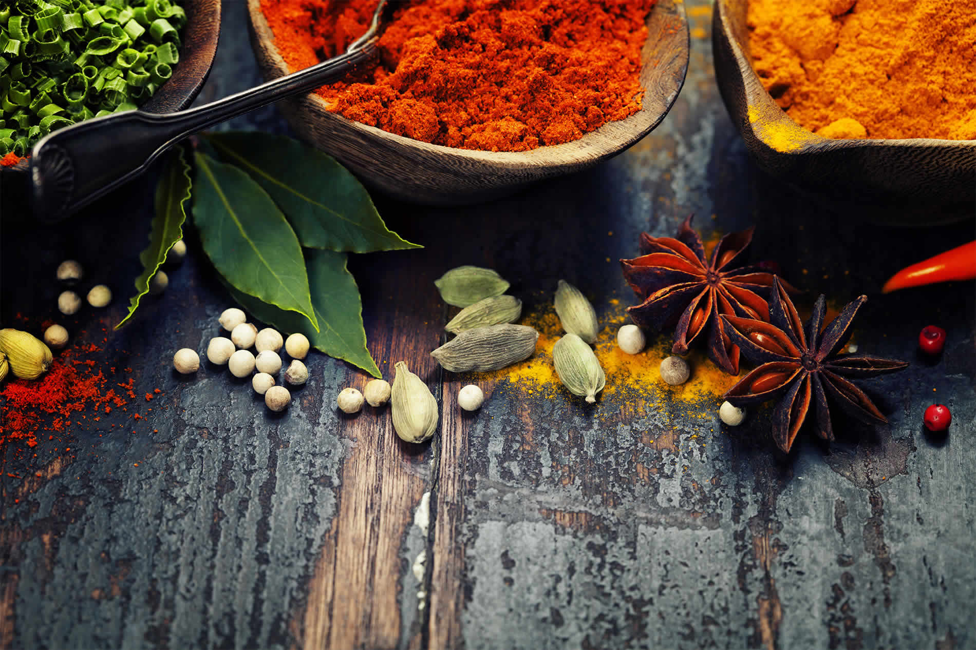 Section 3 background image - spices